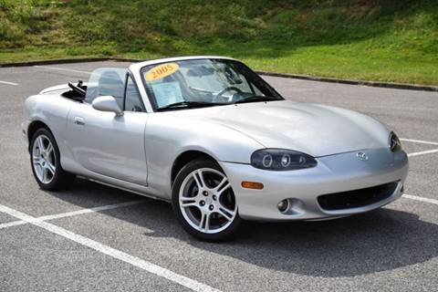 mazda mx 5 miata for sale knoxville tn. Black Bedroom Furniture Sets. Home Design Ideas