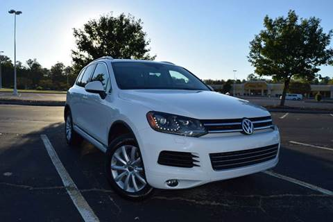 2012 Volkswagen Touareg for sale in Knoxville, TN