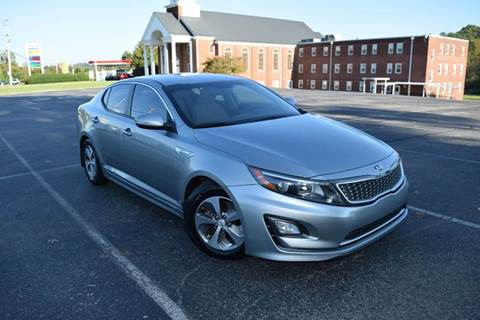 2014 Kia Optima Hybrid for sale in Knoxville, TN