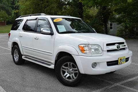 2007 Toyota Sequoia for sale in Knoxville, TN