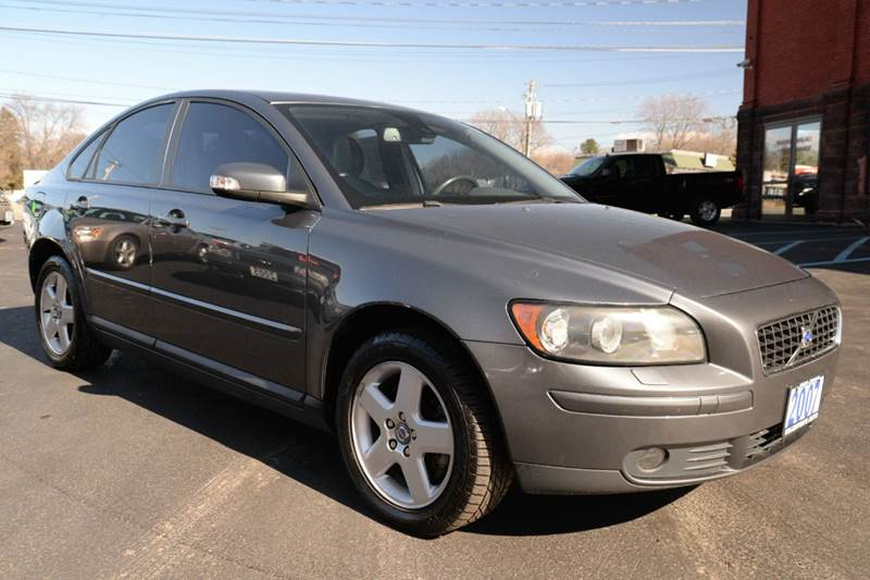 2007 volvo s40 t5 awd 4dr sedan in albany ny knighton 39 s. Black Bedroom Furniture Sets. Home Design Ideas