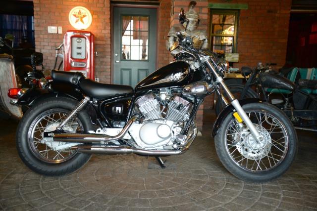 2012 Yamaha XV250