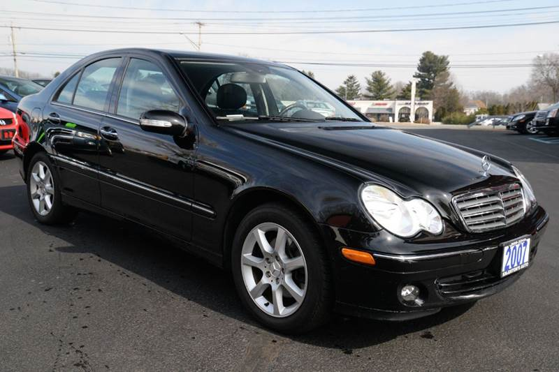 2007 mercedes benz c class awd c280 luxury 4matic 4dr for Albany mercedes benz