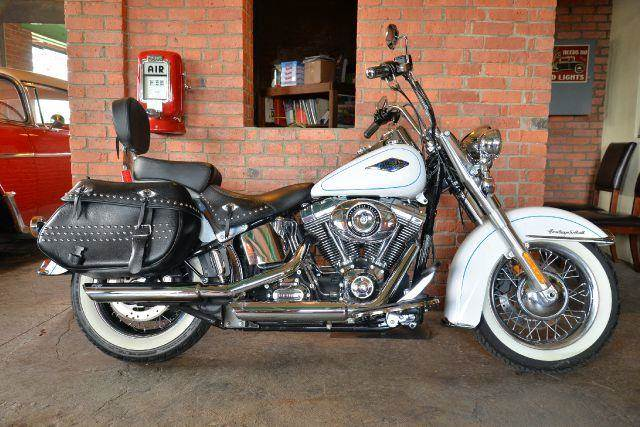 2012 Harley-Davidson Heritage Softail FLSTC 103