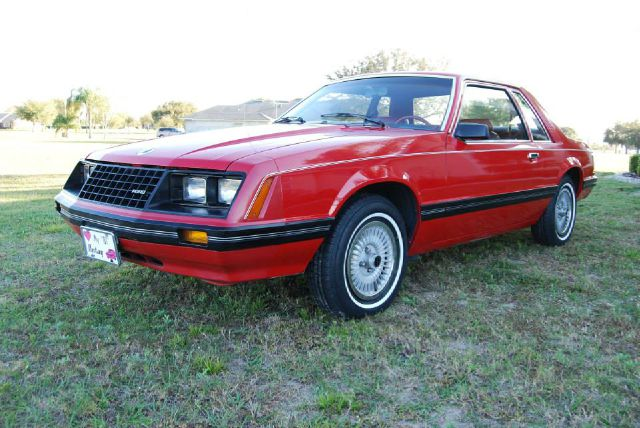 1981 ford mustang in lakeland fl r l auto wholesale. Black Bedroom Furniture Sets. Home Design Ideas