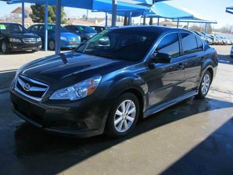2012 Subaru Legacy for sale in Socorro, TX