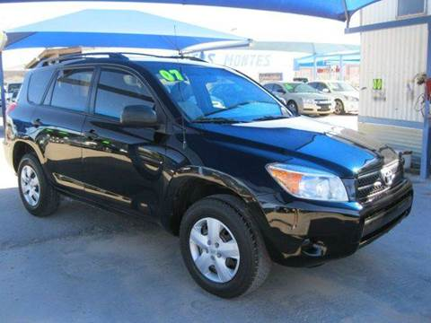 2007 Toyota RAV4 for sale in Socorro, TX
