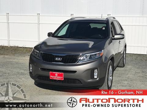 2015 Kia Sorento for sale in Gorham, NH