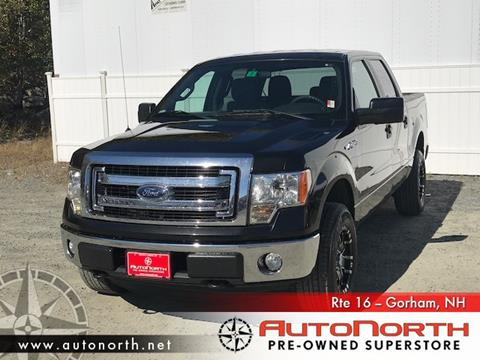 2013 Ford F-150 for sale in Gorham, NH