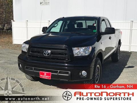 2013 Toyota Tundra for sale in Gorham NH