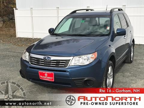 2010 Subaru Forester for sale in Gorham, NH