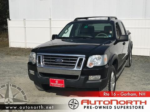 2007 Ford Explorer Sport Trac for sale in Gorham, NH