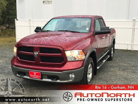 2013 RAM Ram Pickup 1500 for sale in Gorham, NH