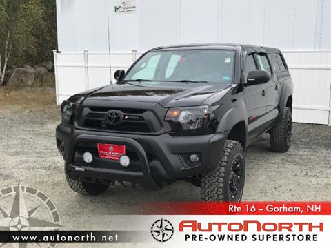 2013 Toyota Tacoma for sale in Gorham, NH