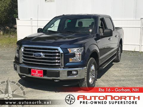 2015 Ford F-150 for sale in Gorham, NH