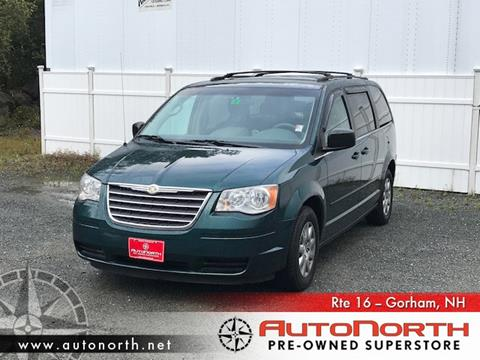 2009 Chrysler Town and Country for sale in Gorham, NH