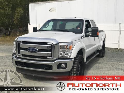 2015 Ford F-250 Super Duty for sale in Gorham, NH