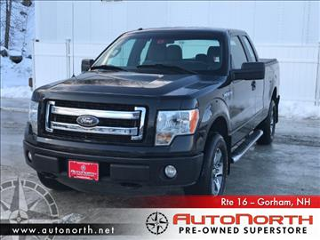used ford trucks for sale gorham nh. Black Bedroom Furniture Sets. Home Design Ideas