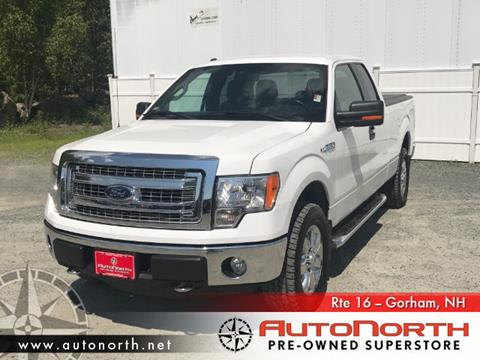 2013 Ford F-150 for sale in Gorham NH