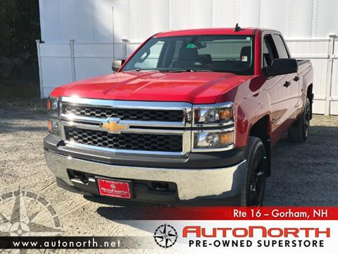 2015 Chevrolet Silverado 1500 for sale in Gorham, NH