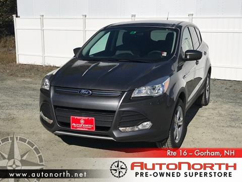 2014 Ford Escape for sale in Gorham, NH