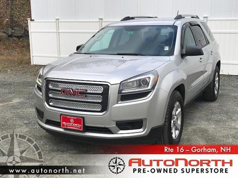2013 GMC Acadia for sale in Gorham NH