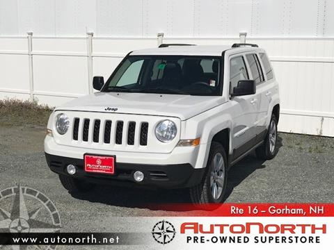 2014 Jeep Patriot for sale in Gorham, NH