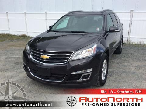 2014 Chevrolet Traverse for sale in Gorham, NH