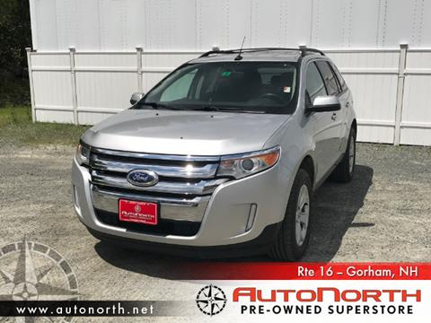 2013 Ford Edge for sale in Gorham, NH