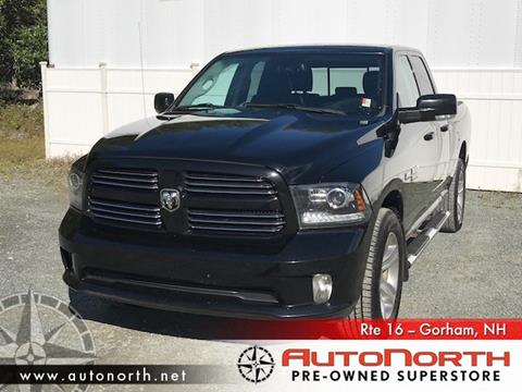 2014 RAM Ram Pickup 1500 for sale in Gorham, NH