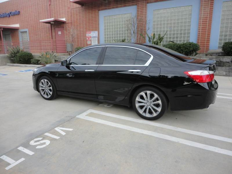 2015 Honda Accord Sport Fully Loaded Html Autos Post