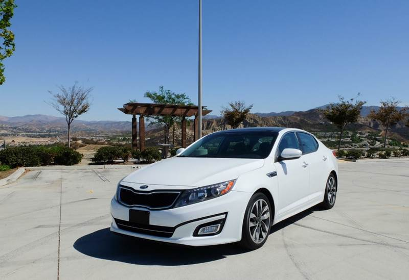 2015 kia optima sxl turbo 4dr sedan in van nuys ca low. Black Bedroom Furniture Sets. Home Design Ideas