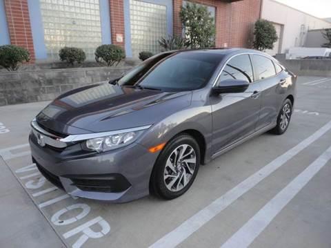 2016 Honda Civic for sale in Van Nuys, CA