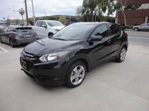 2018 Honda HR-V for sale in Van Nuys, CA