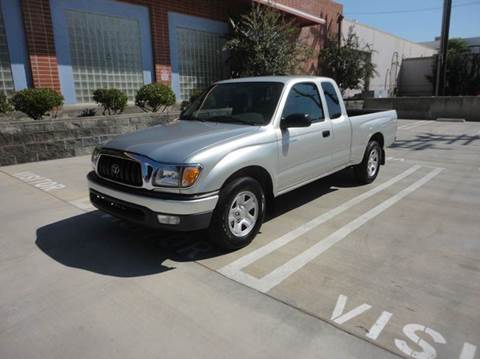 2004 Toyota Tacoma for sale in Van Nuys, CA