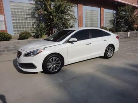 2015 Hyundai Sonata for sale in Van Nuys, CA