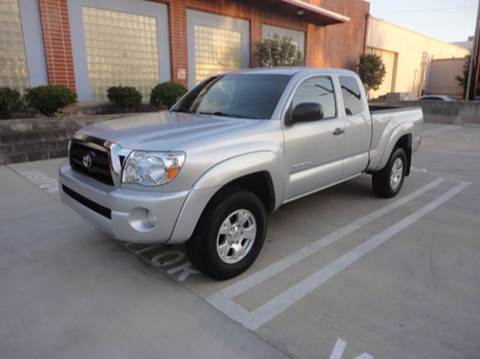 2007 Toyota Tacoma for sale in Van Nuys, CA