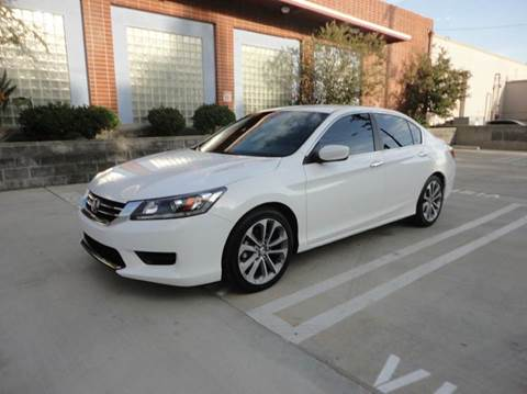 2015 Honda Accord for sale in Van Nuys, CA