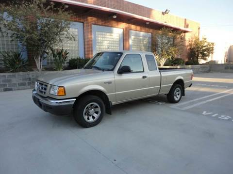 2002 Ford Ranger for sale in Van Nuys, CA