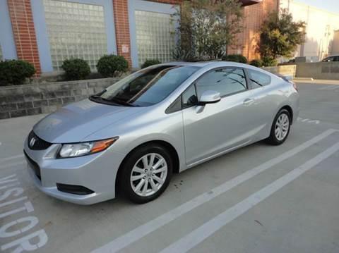 2012 Honda Civic for sale in Van Nuys, CA