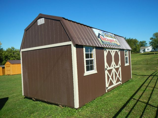 Portable Building Trailers : Backyard portable storage buildings in holden mo ss