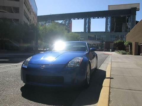 2003 Nissan 350Z for sale in Phoenix, AZ