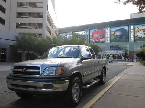 2002 Toyota Tundra for sale in Phoenix, AZ