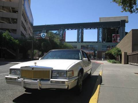 1991 Cadillac Fleetwood for sale in Phoenix, AZ