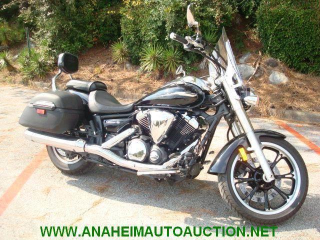 2009 Yamaha XVS950A