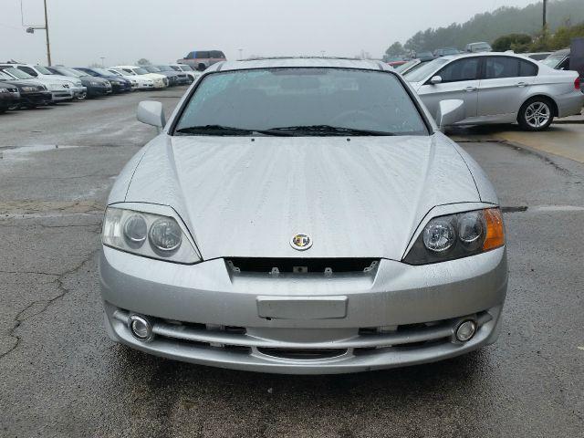 2003 Hyundai Tiburon