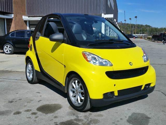used 2008 smart fortwo passion cabrio 2dr in birmingham al at anaheim auto auction. Black Bedroom Furniture Sets. Home Design Ideas