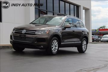 2013 Volkswagen Touareg for sale in Indianapolis, IN