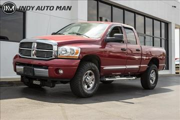 2006 Dodge Ram Pickup 3500 for sale in Indianapolis, IN