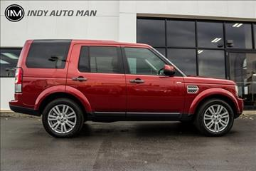 Land rover lr4 for sale indiana for Coast to coast motors fishers